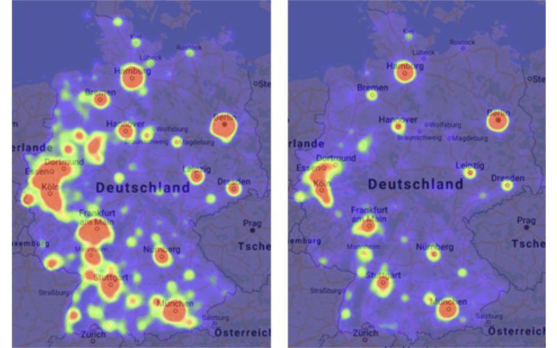 Deutschland in der Rezession – die heiße Phase der Gründungen